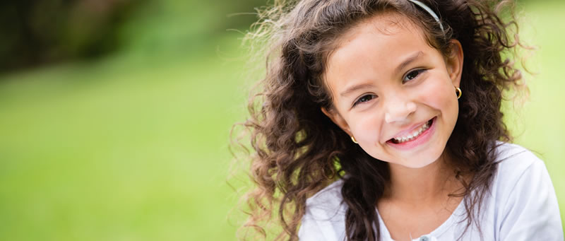 Smiling Girl - Blog